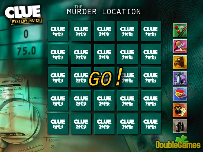 Free Download Clue Mystery Match Screenshot 2