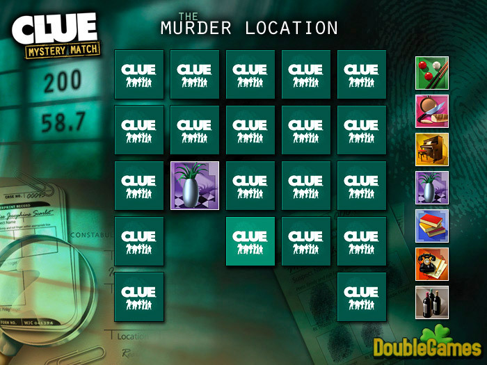 Free Download Clue Mystery Match Screenshot 3