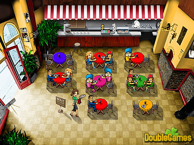 Free Download Coffee House Chaos Screenshot 1