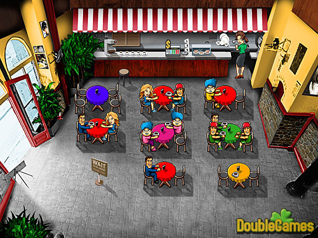 Free Download Coffee House Chaos Screenshot 2