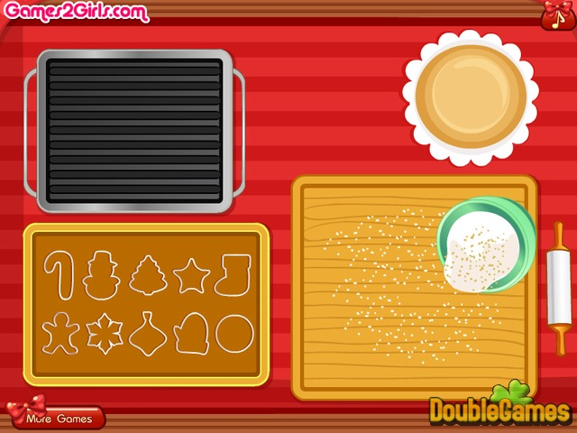 Free Download Cooking Frenzy. Christmas Cookies Screenshot 3