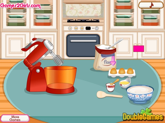 Free Download Cooking Frenzy: Homemade Donuts Screenshot 2