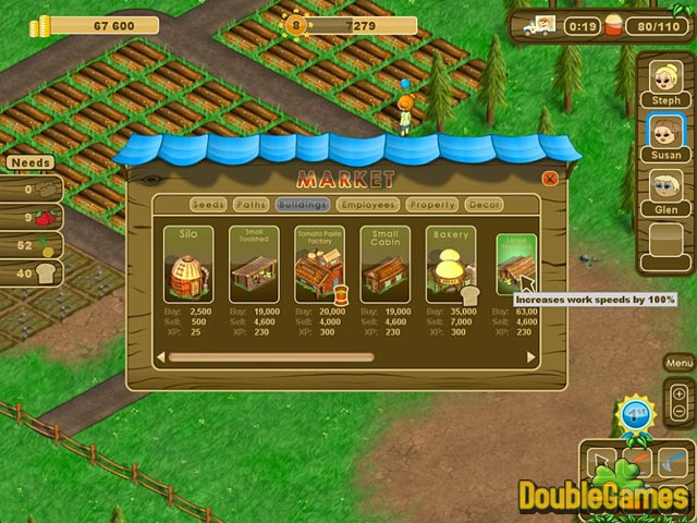 Free Download Country Harvest Screenshot 3