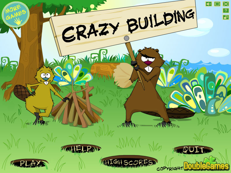 Free Download Crazy Building Screenshot 1