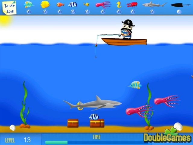 Free Download Crazy Fishing Screenshot 3