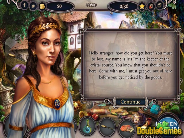 Free Download Crystal Springs Screenshot 2