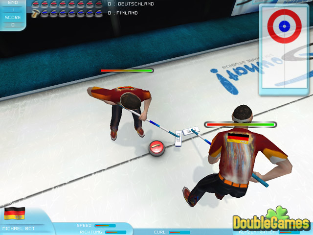 Free Download Curling Screenshot 2
