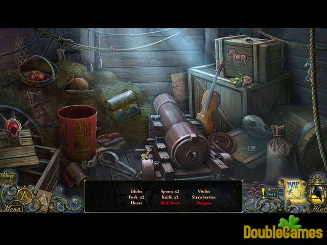 Free Download Dark Tales: Edgar Allan Poe's The Pit and the Pendulum Collector's Edition Screenshot 2