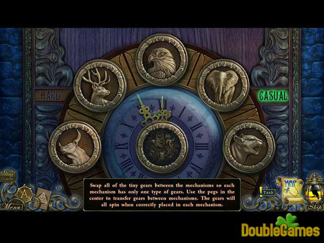 Free Download Dark Tales: Edgar Allan Poe's The Pit and the Pendulum Collector's Edition Screenshot 3