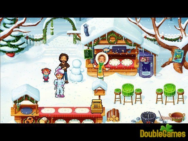 Free Download Delicious - Emily's Christmas Carol. Коллекционное издание Screenshot 1