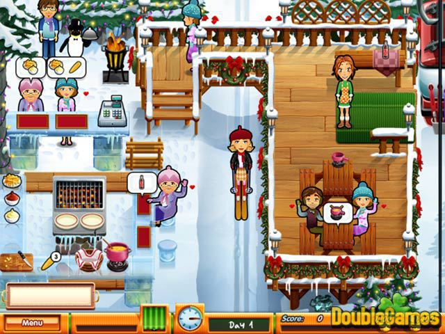 Free Download Delicious: Emily's Holiday Season! Screenshot 1