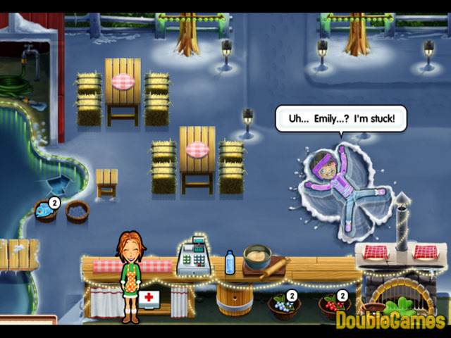 Free Download Delicious: Emily's Holiday Season! Screenshot 2