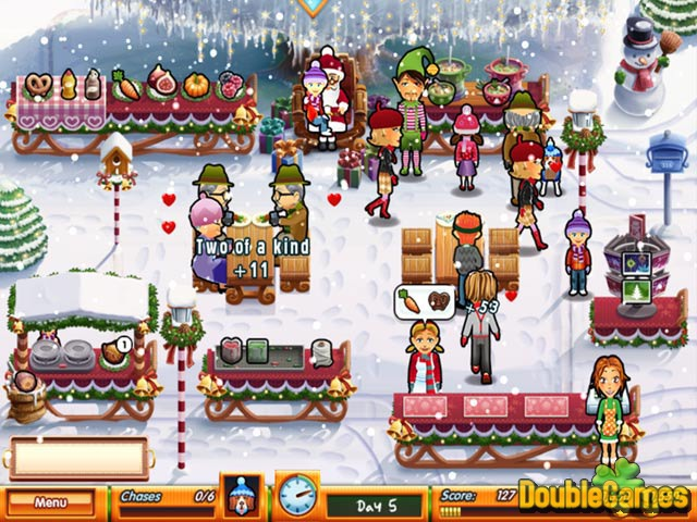 Free Download Delicious: Emily's Holiday Season! Screenshot 3