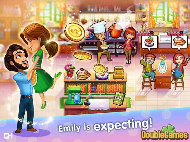Free Download Delicious: Emily's Miracle of Life Collector's Edition Screenshot 1