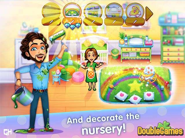 Free Download Delicious: Emily's Miracle of Life Collector's Edition Screenshot 3