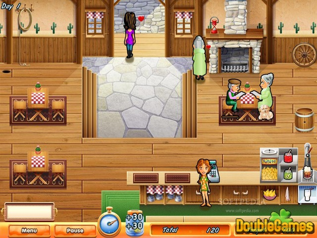 Free Download Delicious - Emily's Tea Garden Screenshot 2