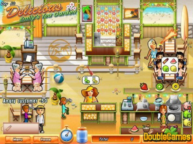 Free Download Delicious - Emily's Tea Garden Screenshot 3