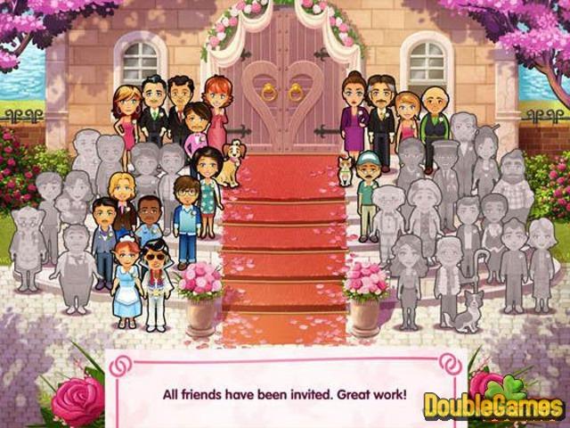 скачать игру Emily Wonder Wedding - фото 8