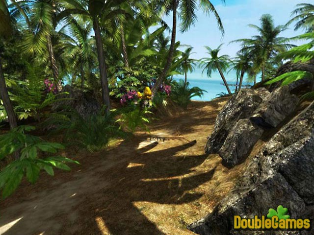 Free Download Destination: Treasure Island Screenshot 1