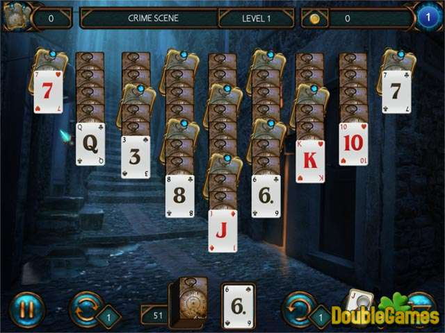 Free Download Detective Solitaire: Inspector Magic Screenshot 3