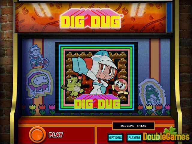 Free Download Dig Dug Screenshot 3