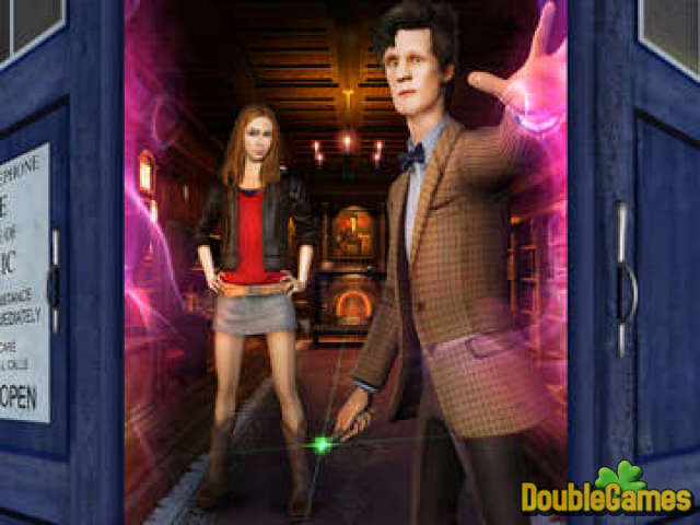 Free Download Doctor Who: The Adventure Games - TARDIS Screenshot 1