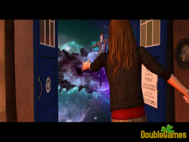 Free Download Doctor Who: The Adventure Games - TARDIS Screenshot 2