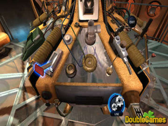 Free Download Doctor Who: The Adventure Games - TARDIS Screenshot 3