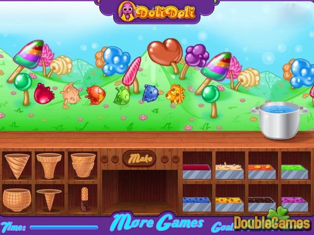 Free Download Doli Ice Cream Frenzy Screenshot 1