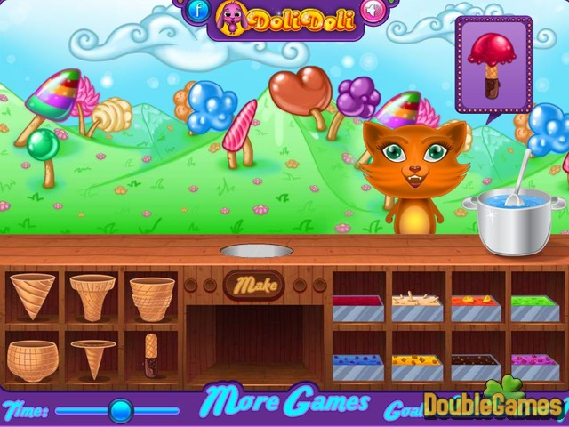 Free Download Doli Ice Cream Frenzy Screenshot 3
