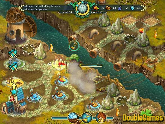 Free Download Elven Legend 3: The New Menace Collector's Edition Screenshot 1