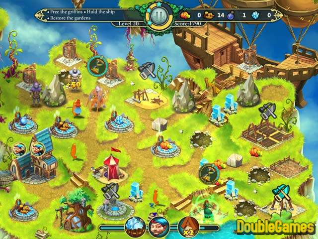 Free Download Elven Legend 3: The New Menace Collector's Edition Screenshot 2