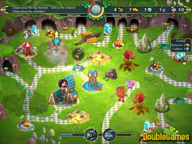 Free Download Elven Legend 4: The Incredible Journey Collector's Edition Screenshot 1