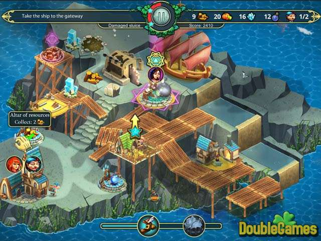Free Download Elven Legend 4: The Incredible Journey Collector's Edition Screenshot 2