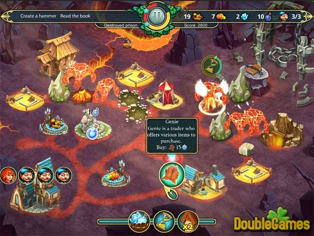 Free Download Elven Legend 4: The Incredible Journey Collector's Edition Screenshot 3