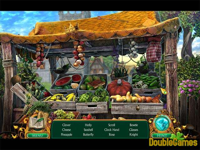 Free Download Fairy Tale Mysteries: The Beanstalk Screenshot 1