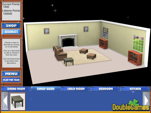 Free Download Family Feud: Dream Home Screenshot 3