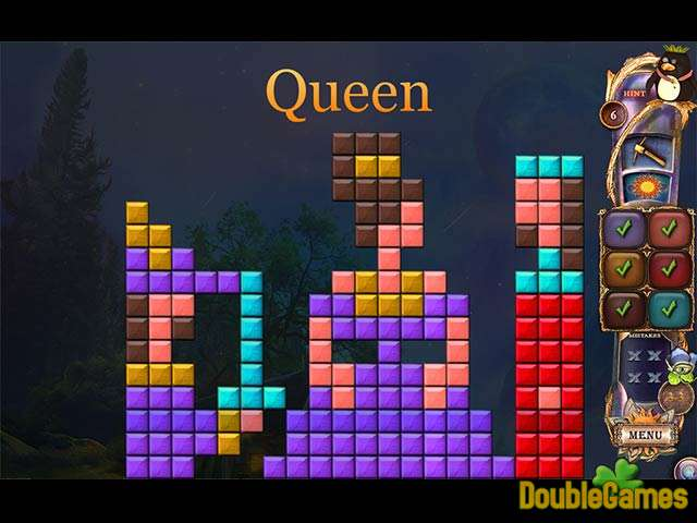 Free Download Fantasy Mosaics 20: Castle of Puzzles Screenshot 2