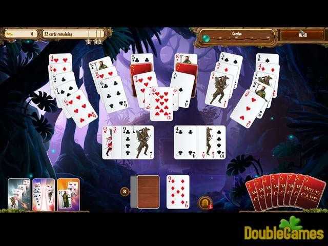 Free Download Fantasy Quest Solitaire Screenshot 3