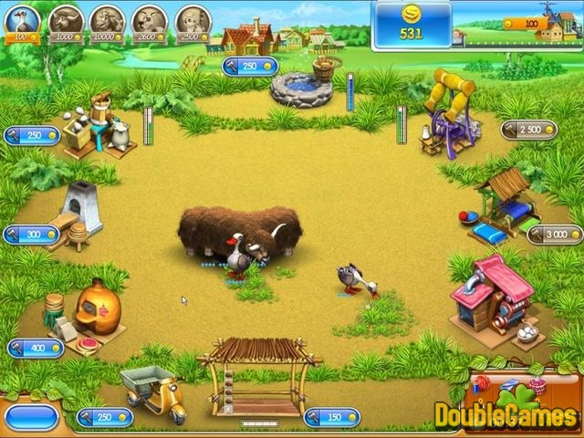 Скачать бесплатно Farm Frenzy 3 & Farm Frenzy: Viking Heroes Double Pack скриншот 1