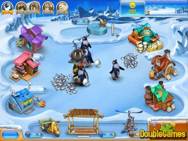 Скачать бесплатно Farm Frenzy 3 & Farm Frenzy: Viking Heroes Double Pack скриншот 3