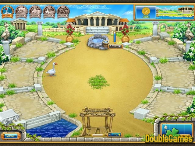 Free Download Farm Frenzy: Ancient Rome & Farm Frenzy: Gone Fishing Double Pack Screenshot 1