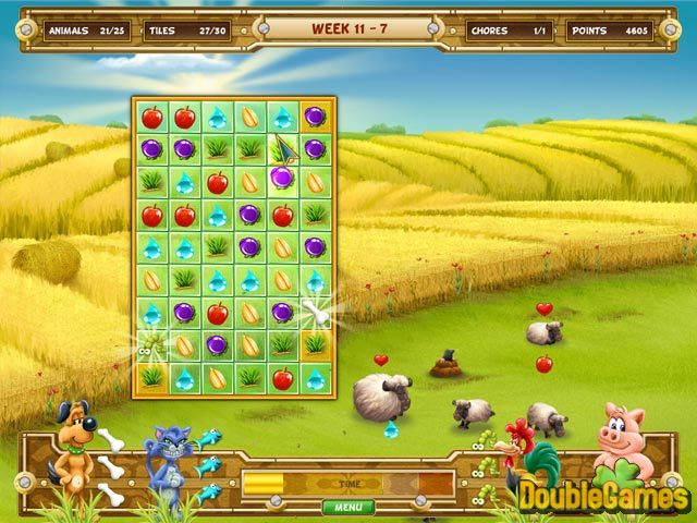 Free Download Farm Quest Screenshot 2
