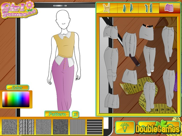 Free Download Fashion Studio: Autumn Leaves Screenshot 1