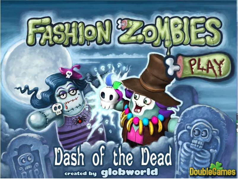 Free Download Fashion Zombies Screenshot 2