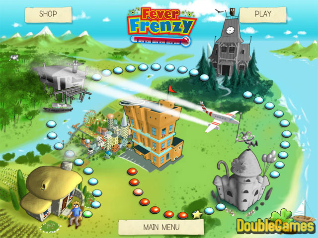 Free Download Fever Frenzy Screenshot 2
