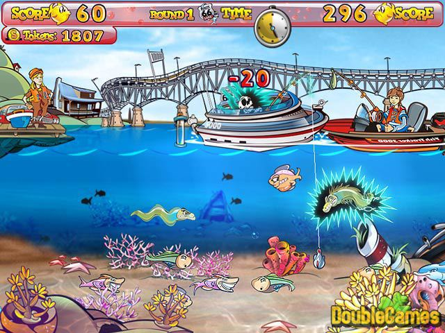 Free Download Fishing Craze Screenshot 1