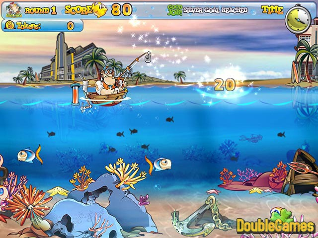 Free Download Fishing Craze Screenshot 2