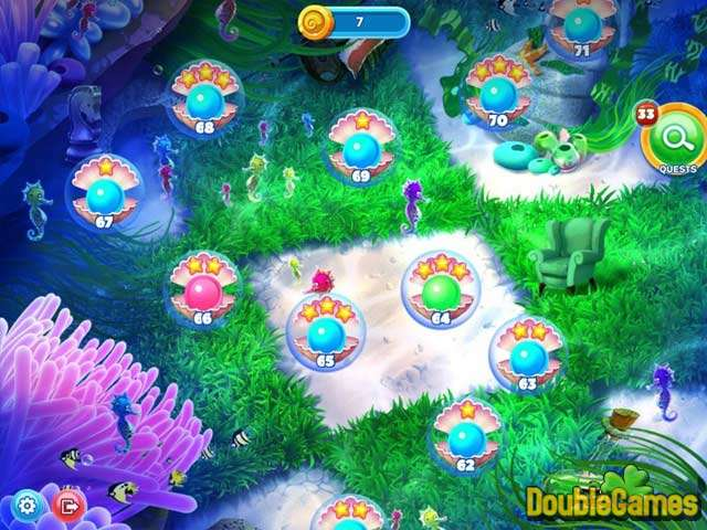 Free Download Flying Fish Quest Screenshot 1