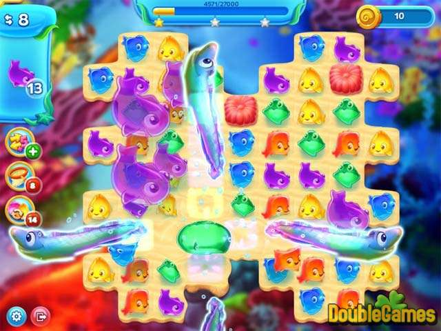Free Download Flying Fish Quest Screenshot 3